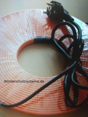 Fertiges Frostschutzkabel 11meter für Palamen, Olivenbäume und mediterrane Pflanzen